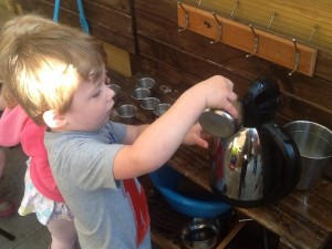 Andrea Turner blog - men in childcare